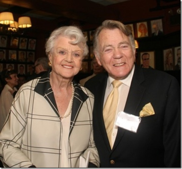 Angela Lansbury, with Donald Pippin